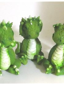 Amy Brown Drachenfigur cup dragon in Tasse