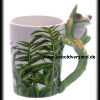 Lisa Parker Tasse brush of magic mit Besen